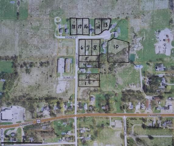 Lot 16 Liberty, Muir, MI 48860 (MLS #20002318) :: Deb Stevenson Group - Greenridge Realty
