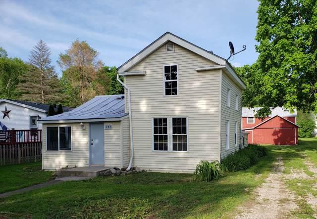 248 S Tabor Street, Lyons, MI 48851 (MLS #20002351) :: CENTURY 21 C. Howard
