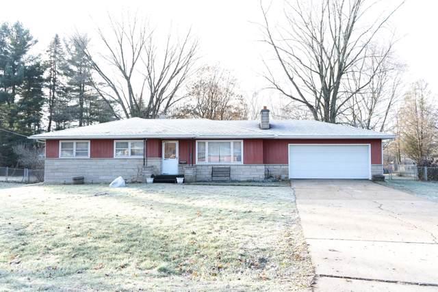 309 Beaumont Drive, Battle Creek, MI 49014 (MLS #20002372) :: Matt Mulder Home Selling Team