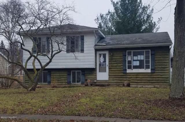 285 Woodlark Drive, Galesburg, MI 49053 (MLS #20002385) :: CENTURY 21 C. Howard