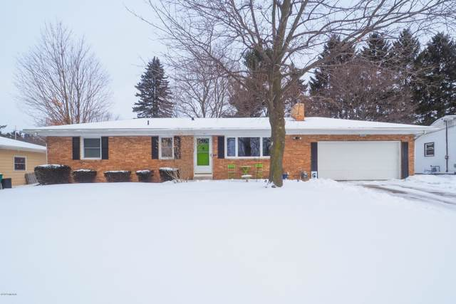 232 Knapp Drive, Battle Creek, MI 49015 (MLS #20002396) :: Matt Mulder Home Selling Team