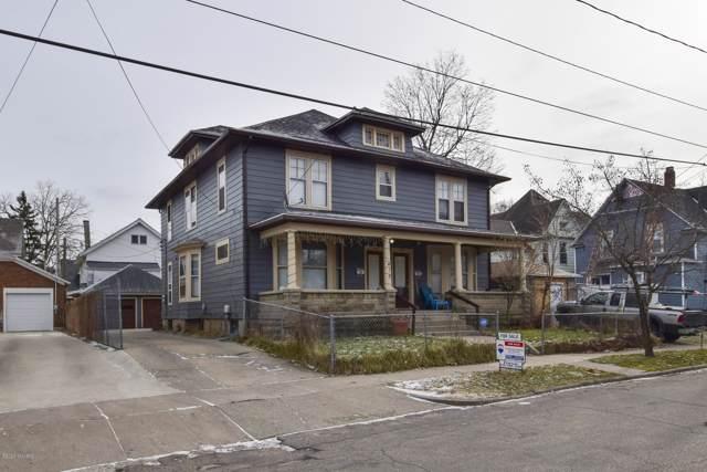 410 Barker Ave Nw, Grand Rapids, MI 49504 (MLS #20002449) :: Deb Stevenson Group - Greenridge Realty