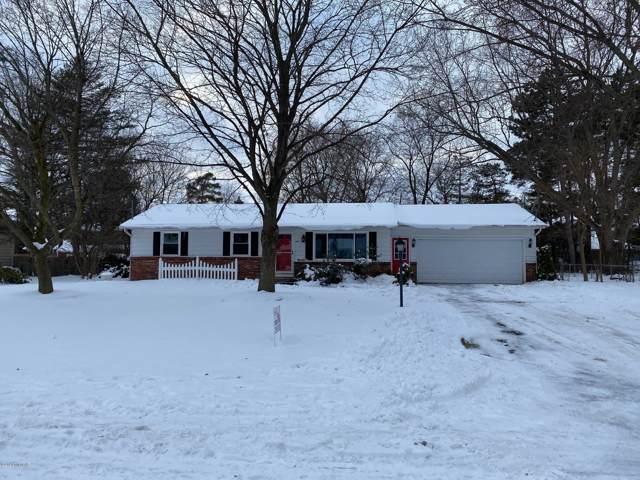 7437 Harmon Lane, Jenison, MI 49428 (MLS #20002514) :: Matt Mulder Home Selling Team