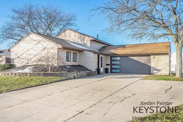 5899 Appleview SE, Kentwood, MI 49508 (MLS #20002566) :: Keller Williams RiverTown