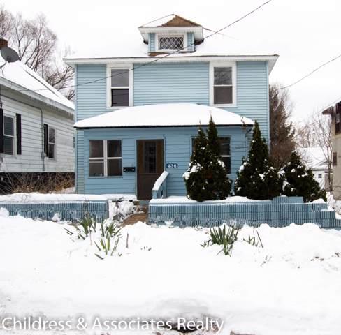 436 Howard Street SE, Grand Rapids, MI 49507 (MLS #20002710) :: CENTURY 21 C. Howard