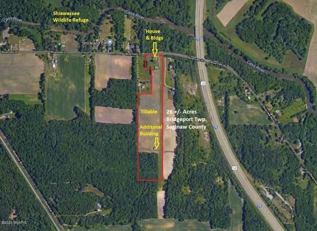 4840 Riverview Drive, Bridgeport, MI 48722 (MLS #20002715) :: CENTURY 21 C. Howard