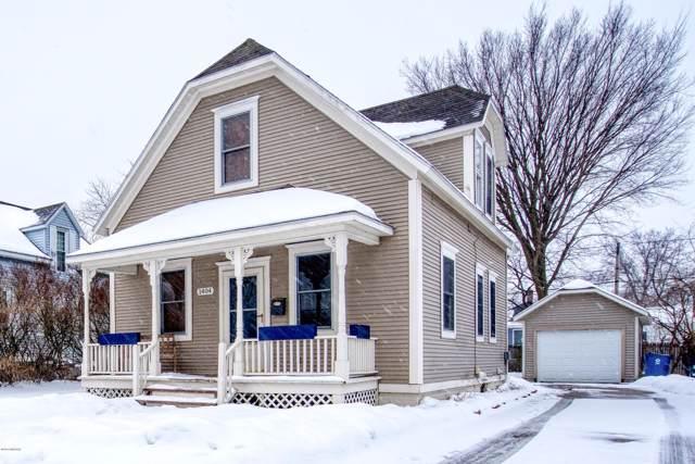 1404 Franklin Avenue, Grand Haven, MI 49417 (MLS #20002800) :: Keller Williams RiverTown