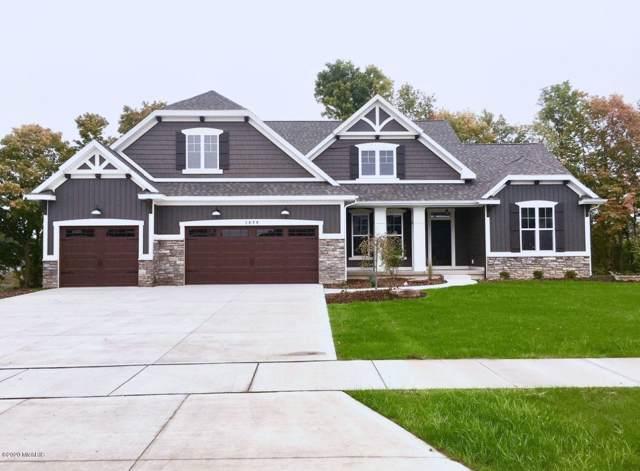 1724 Gloryfield Drive SW, Byron Center, MI 49315 (MLS #20002855) :: Keller Williams RiverTown