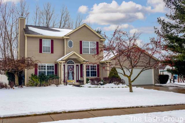 1764 Athearn Drive SW, Byron Center, MI 49315 (MLS #20003022) :: JH Realty Partners