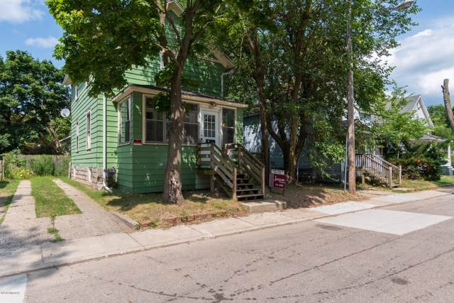 1611 Hays Park Avenue, Kalamazoo, MI 49001 (MLS #20003049) :: CENTURY 21 C. Howard