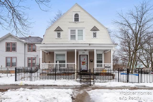 32 Sycamore Street SE, Grand Rapids, MI 49503 (MLS #20003051) :: JH Realty Partners