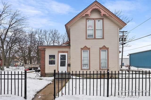 24 Sycamore Street SE, Grand Rapids, MI 49503 (MLS #20003052) :: JH Realty Partners