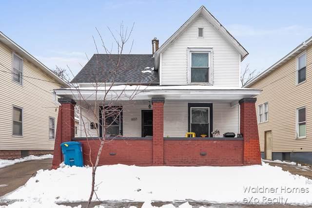 607 Shamrock Street SW, Grand Rapids, MI 49503 (MLS #20003053) :: JH Realty Partners