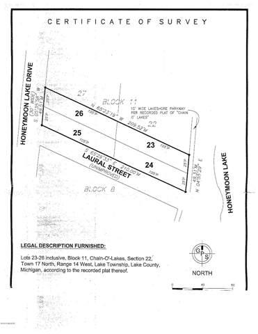 Lots 23-26 Laural Street, Baldwin, MI 49304 (MLS #20003081) :: Deb Stevenson Group - Greenridge Realty