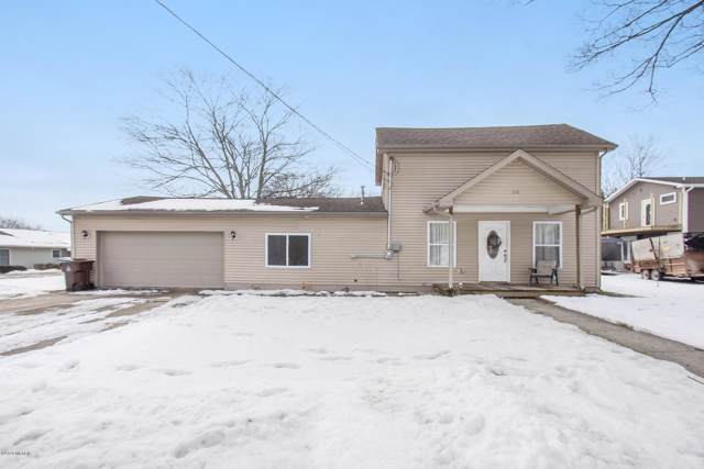 216 E Maple Street, Shepherd, MI 48883 (MLS #20003528) :: Deb Stevenson Group - Greenridge Realty
