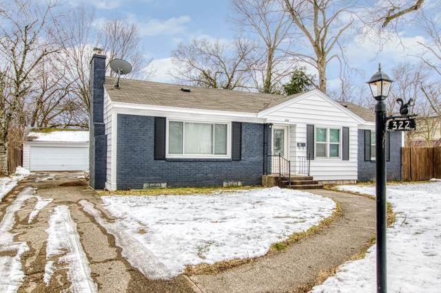 322 Alger Street SE, Grand Rapids, MI 49507 (MLS #20003811) :: CENTURY 21 C. Howard
