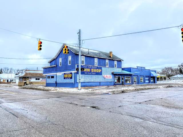 800 Maple Street, Big Rapids, MI 49307 (MLS #20004055) :: CENTURY 21 C. Howard