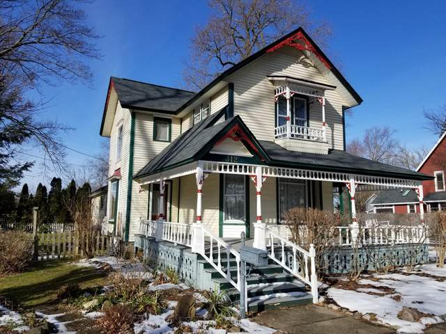 312 S Michigan Avenue, Vicksburg, MI 49097 (MLS #20004415) :: Matt Mulder Home Selling Team