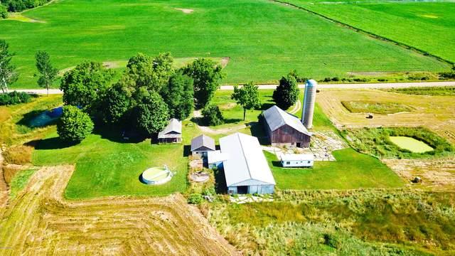 1881 7 Mile Road, Remus, MI 49340 (MLS #20004418) :: Deb Stevenson Group - Greenridge Realty