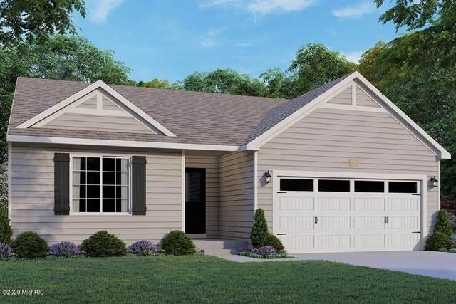 1722 Burr Pond Lane Lane, Vicksburg, MI 49097 (MLS #20004577) :: Matt Mulder Home Selling Team