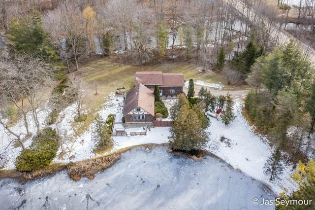 5961 E Charles Road, Ionia, MI 48846 (MLS #20004625) :: Deb Stevenson Group - Greenridge Realty
