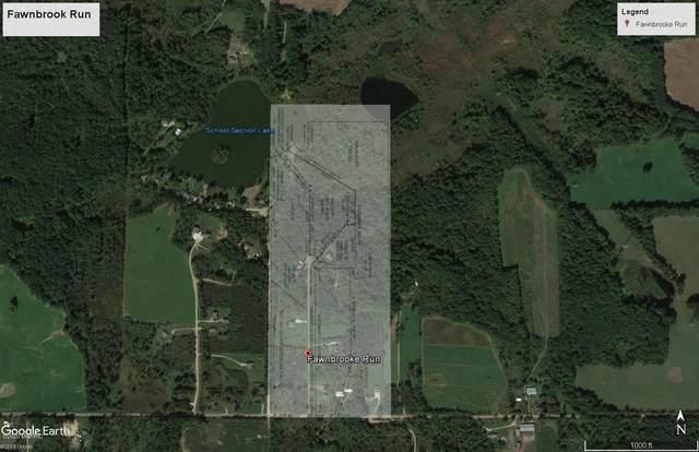 1777 Fawnbrooke Run ''I'', Allegan, MI 49010 (MLS #20004794) :: CENTURY 21 C. Howard