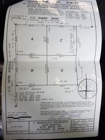Parcel D W Baker Road, Shelby, MI 49455 (MLS #20004911) :: JH Realty Partners