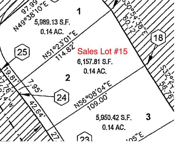 7308 Schoolhouse Drive SE Lot 15  Unit 2, Ada, MI 49301 (MLS #20005140) :: CENTURY 21 C. Howard