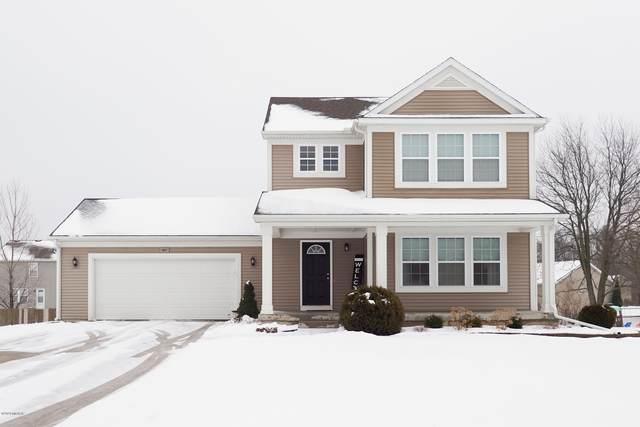 1607 Tillingsdale Drive, Kalamazoo, MI 49009 (MLS #20005197) :: Matt Mulder Home Selling Team