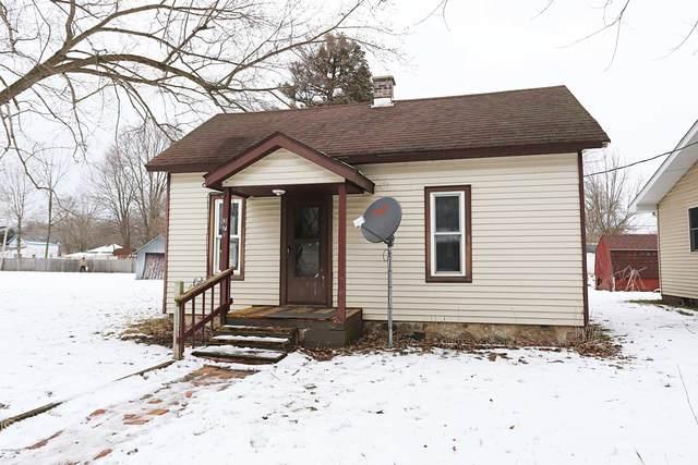 371 Elm Street, Marcellus, MI 49067 (MLS #20005379) :: Deb Stevenson Group - Greenridge Realty