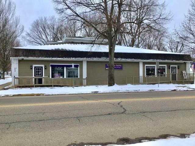 220 S Main Street, Plainwell, MI 49080 (MLS #20005419) :: Deb Stevenson Group - Greenridge Realty