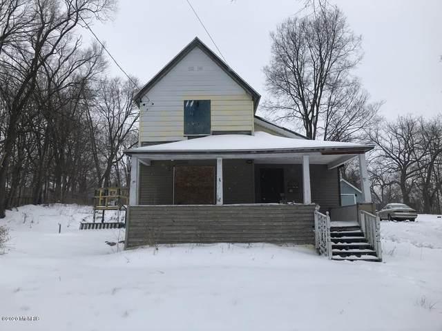 30 Harris Street, Battle Creek, MI 49037 (MLS #20005645) :: Matt Mulder Home Selling Team