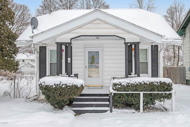 11 Park Avenue, Battle Creek, MI 49017 (MLS #20005684) :: Matt Mulder Home Selling Team