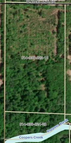 0 Kickland Road, Greenville, MI 48838 (MLS #20006062) :: Deb Stevenson Group - Greenridge Realty