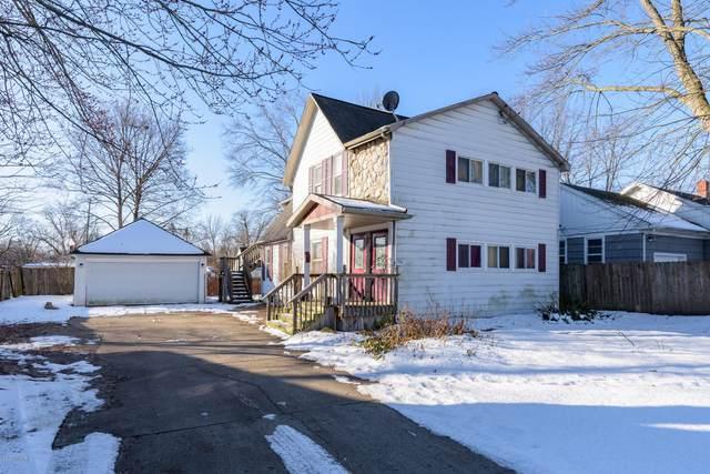 430 E Emmett Street, Battle Creek, MI 49017 (MLS #20006159) :: Deb Stevenson Group - Greenridge Realty