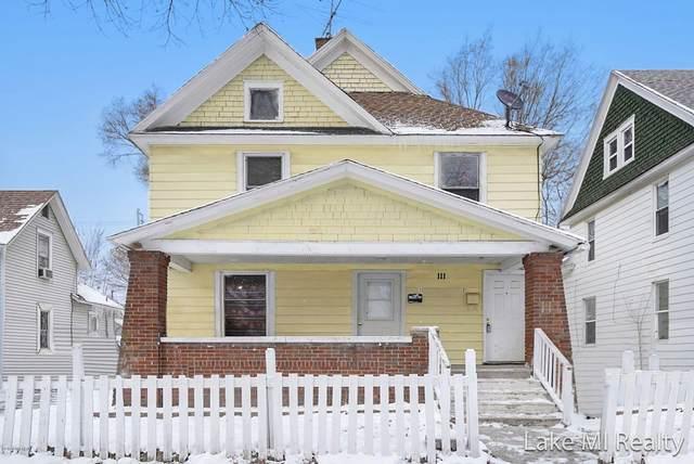 111 Stewart Street SW, Grand Rapids, MI 49507 (MLS #20006313) :: CENTURY 21 C. Howard