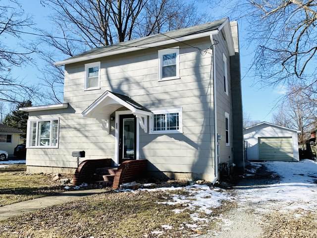 225 N Lincoln Street, Bronson, MI 49028 (MLS #20006350) :: Deb Stevenson Group - Greenridge Realty