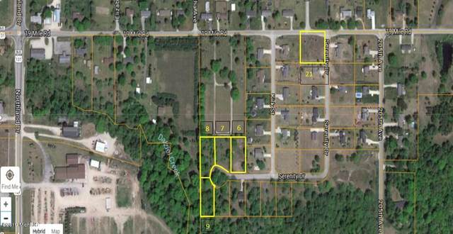 18790 Serenity Drive, Big Rapids, MI 49307 (MLS #20006397) :: Keller Williams Realty | Kalamazoo Market Center
