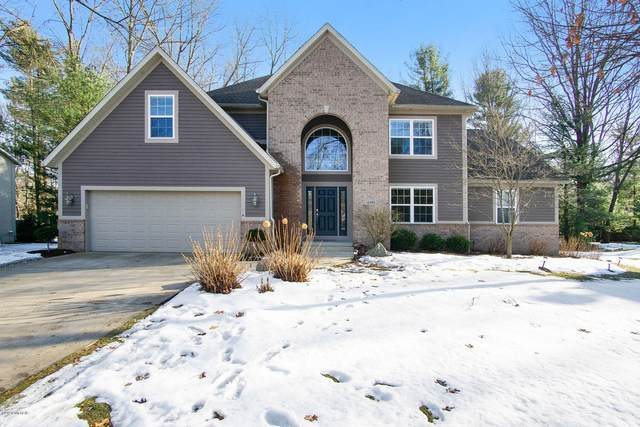 15282 S Scenic Court, Spring Lake, MI 49456 (MLS #20006803) :: JH Realty Partners