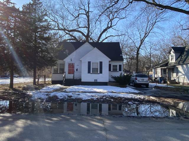 2833 Seventh St Street, Muskegon Heights, MI 49444 (MLS #20006832) :: Deb Stevenson Group - Greenridge Realty