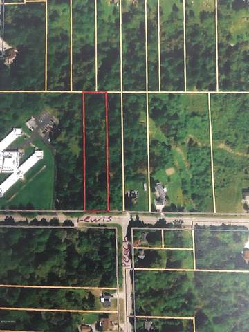 0 E Lewis Street 1.71 Acre, Whitehall, MI 49461 (MLS #20006918) :: JH Realty Partners