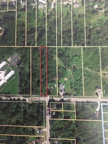 0 E Lewis Street 1.14 Acre, Whitehall, MI 49461 (MLS #20006920) :: JH Realty Partners