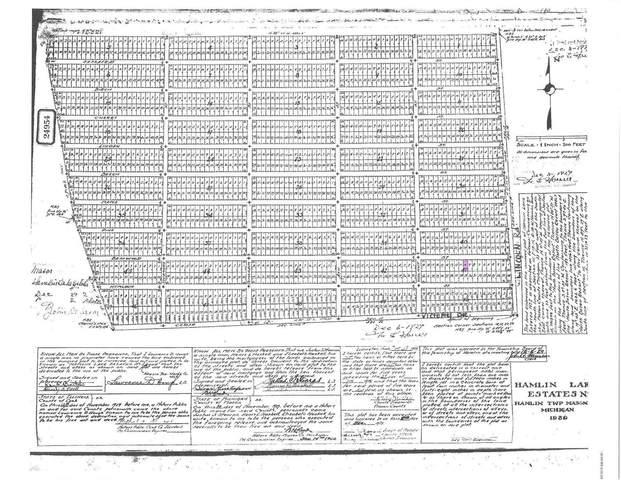 Basswood Street Lot 10 Bl 41, Ludington, MI 49431 (MLS #20006988) :: Deb Stevenson Group - Greenridge Realty