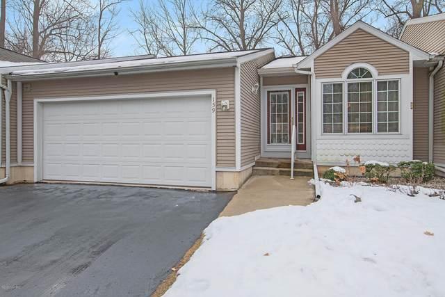 159 Bridgewood Drive, Battle Creek, MI 49015 (MLS #20007002) :: JH Realty Partners