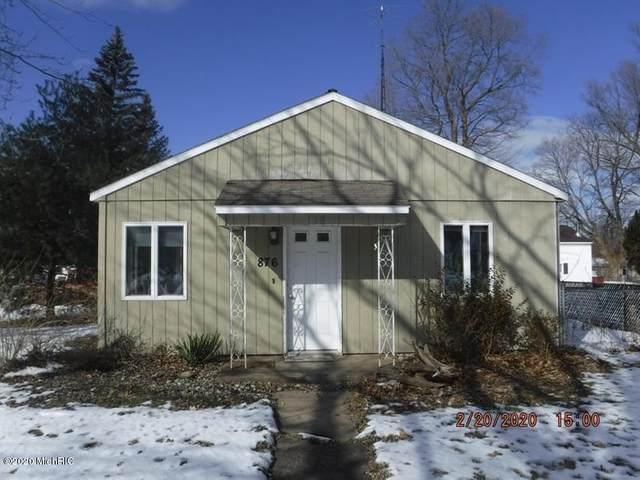 876 Upton Avenue, Springfield, MI 49037 (MLS #20007004) :: JH Realty Partners