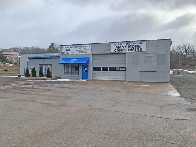 1234 Lincoln Road #1, Allegan, MI 49010 (MLS #20007010) :: JH Realty Partners