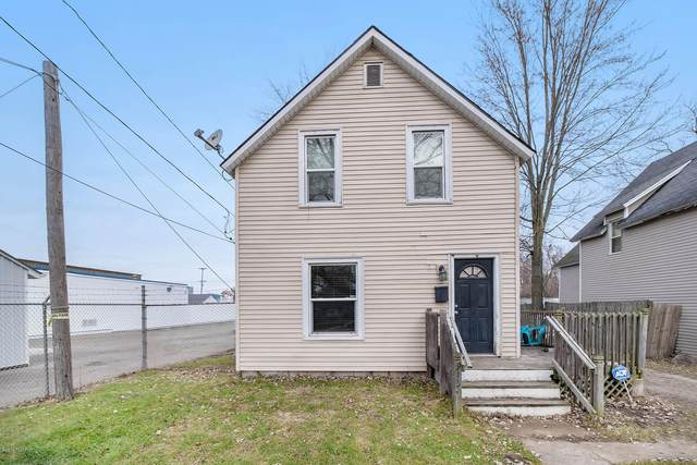 913 Jackson Street, Kalamazoo, MI 49001 (MLS #20007165) :: JH Realty Partners