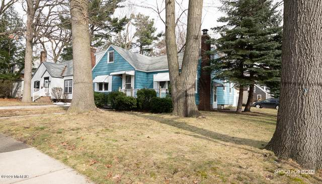2552 Wickham Drive, Muskegon, MI 49441 (MLS #20007299) :: JH Realty Partners