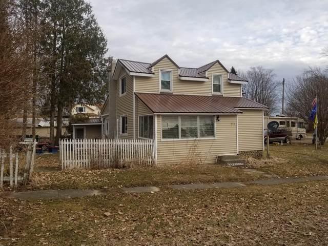 117 E Lake Street, Crystal, MI 48818 (MLS #20008511) :: Deb Stevenson Group - Greenridge Realty