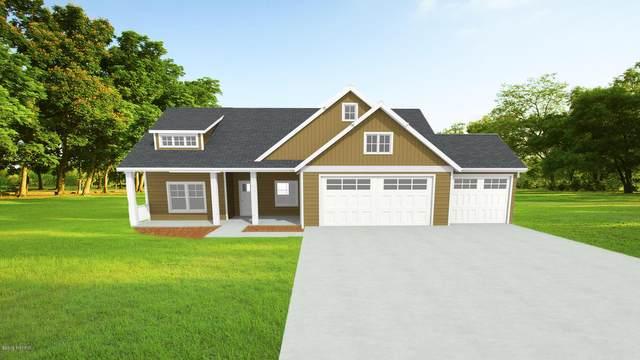 8375 Rose Ridge Drive #103, Rockford, MI 49341 (MLS #20008530) :: Ron Ekema Team